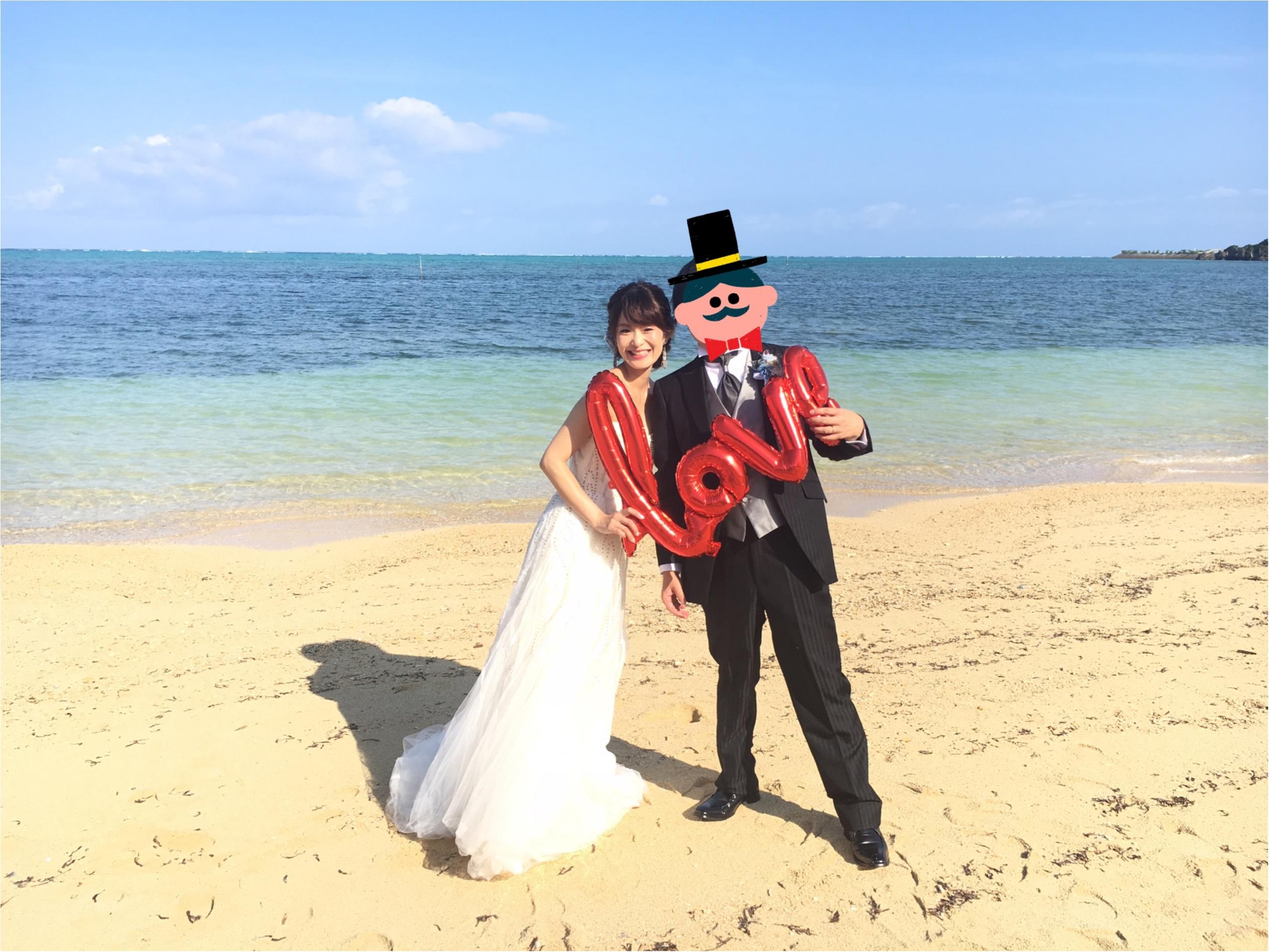 【くく婚】ハンドメイド・ビーチフォト・スイーツビュッフェ・・こだわりを詰め込んで❤️『28歳、結婚式を挙げました!』_4