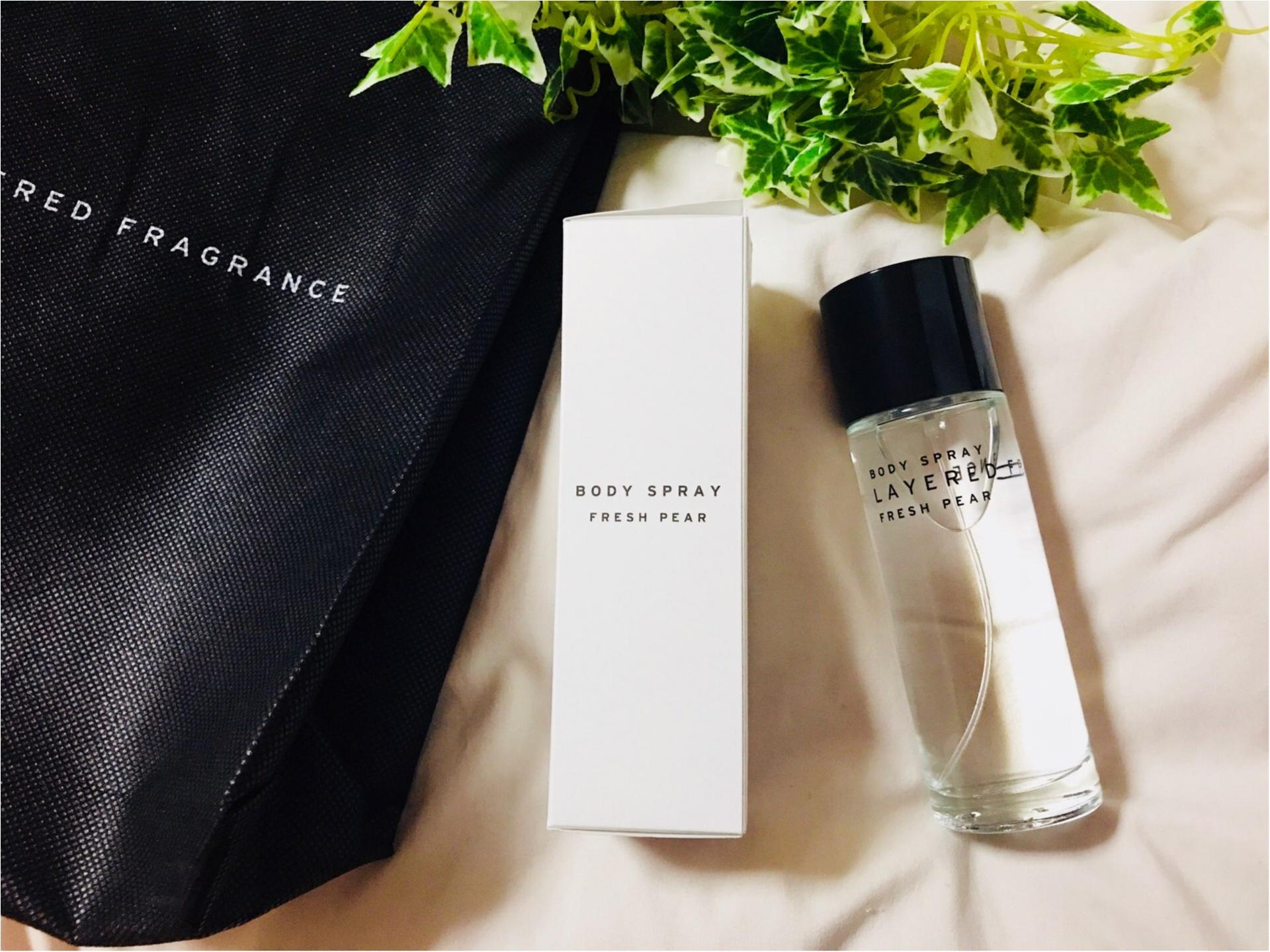 流行最先端の【香水】はコレ!香りを積み重ねる新発想《LAYERED FRAGRANCE》♡_3