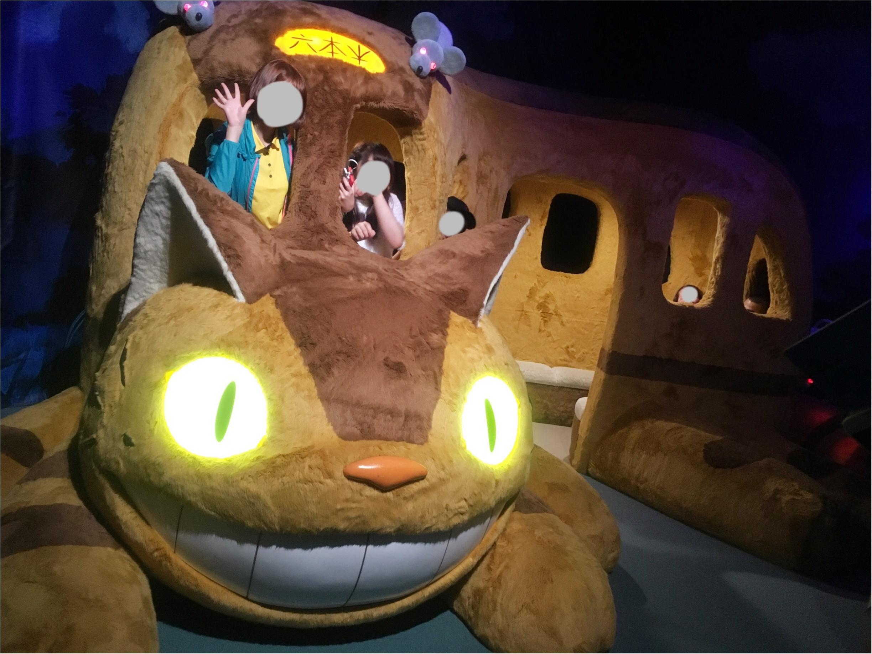 憧れのネコバスに乗ったよ♡〜ジブリ大博覧会に行ってきました〜_3