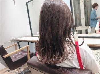 2018夏のトレンドヘアカラー!髪色変えたら透明感GETしたハナシ♡