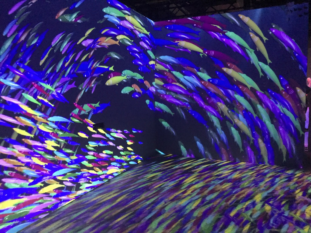 【光の深海展 OCEAN BY NAKED】日本初上陸!《光の海》が幻想的すぎるデジタルアート展へ♡_5