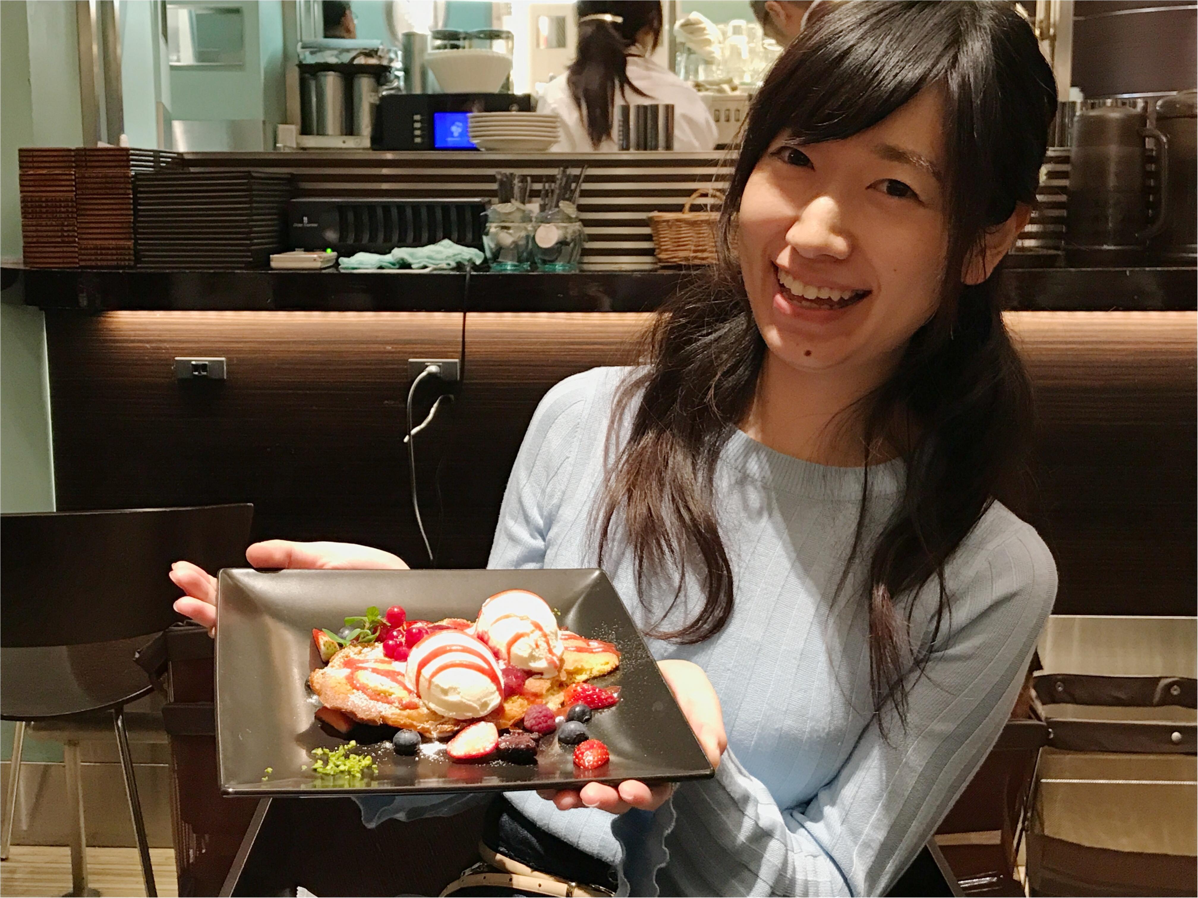 5月9日までの期間限定‼︎ハーゲンダッツ初のベーカリー【Häagen-Dazs Bakery】が大人気♡_7