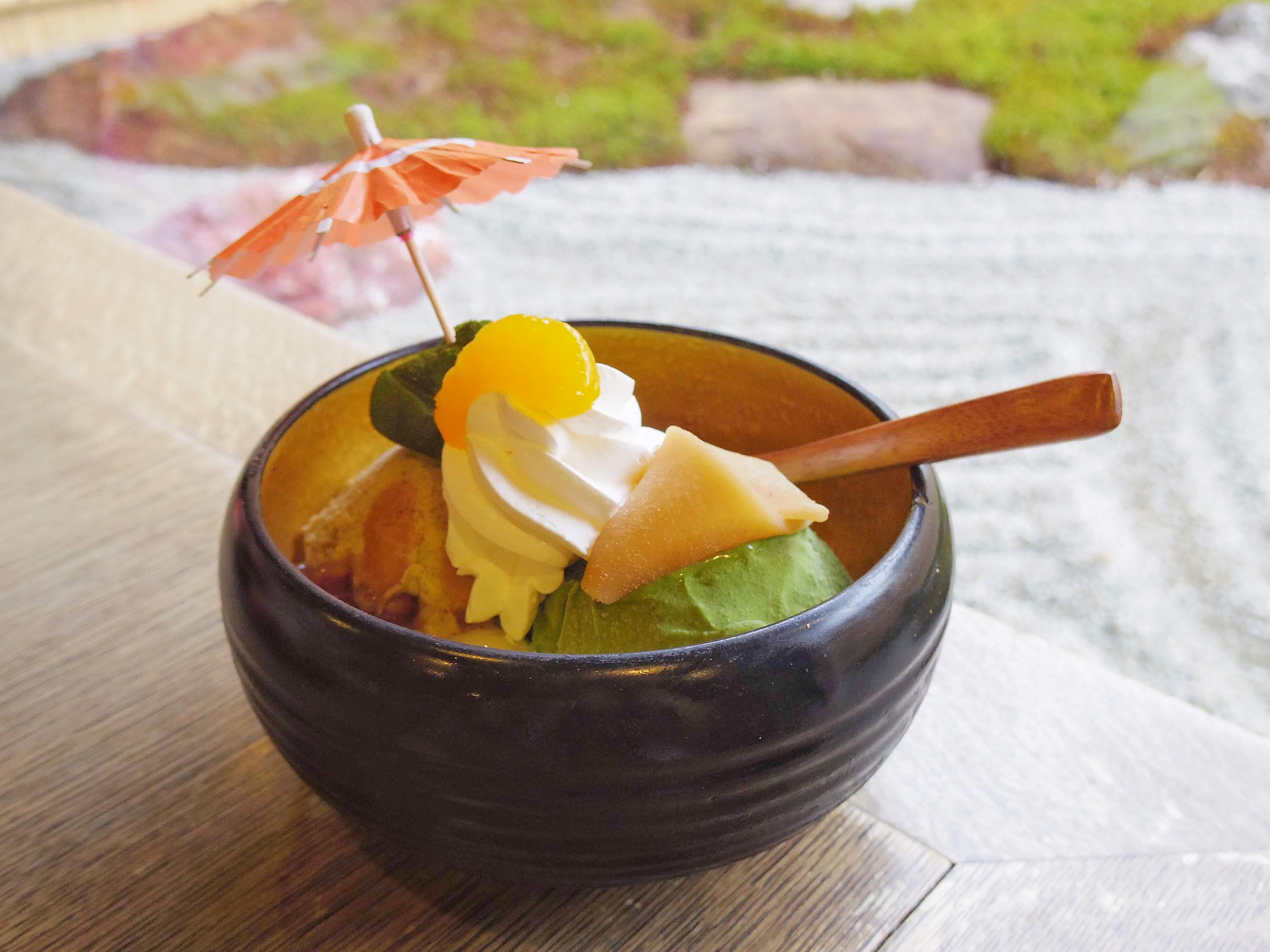 【京都女子旅】イクスカフェ 京都嵐山本店はフォトジェニックなスイーツだらけ♡_3