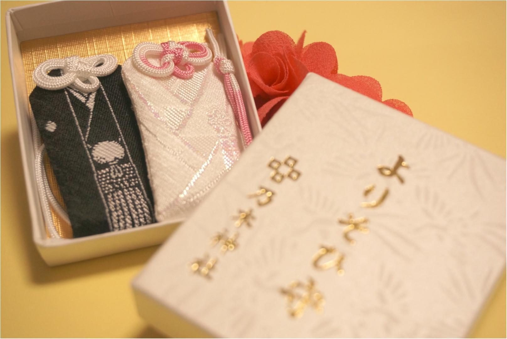 新婚夫婦へのプレゼントはこれで決まり‼️人気すぎて一時配布中止にもなったよりそひ守り♡_2