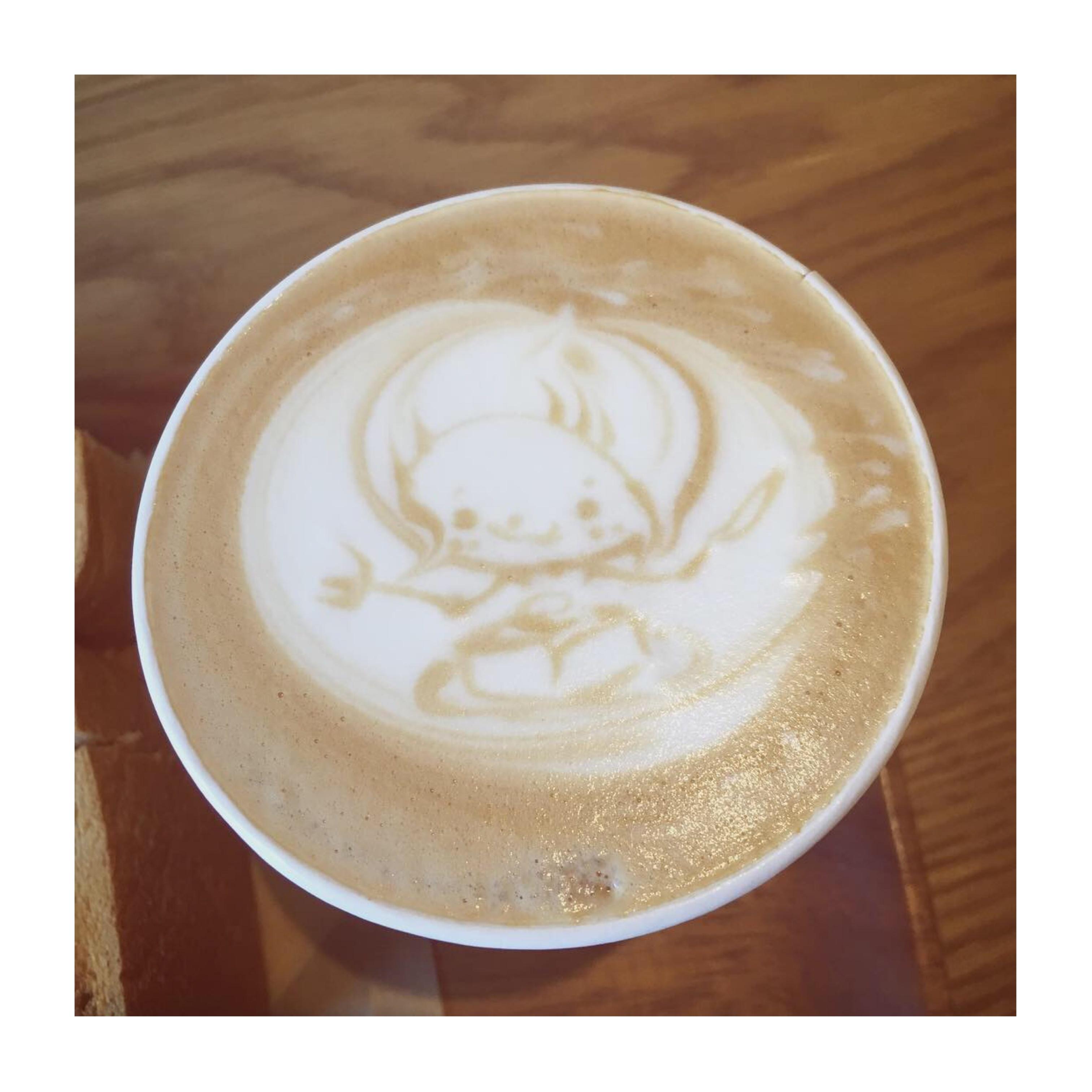 #12【#cafestagram】❤️:《東京•水道橋》ふわふわ絶品!厚切りトーストと可愛いラテアートが人気のカフェ「DIXANS」☻_4