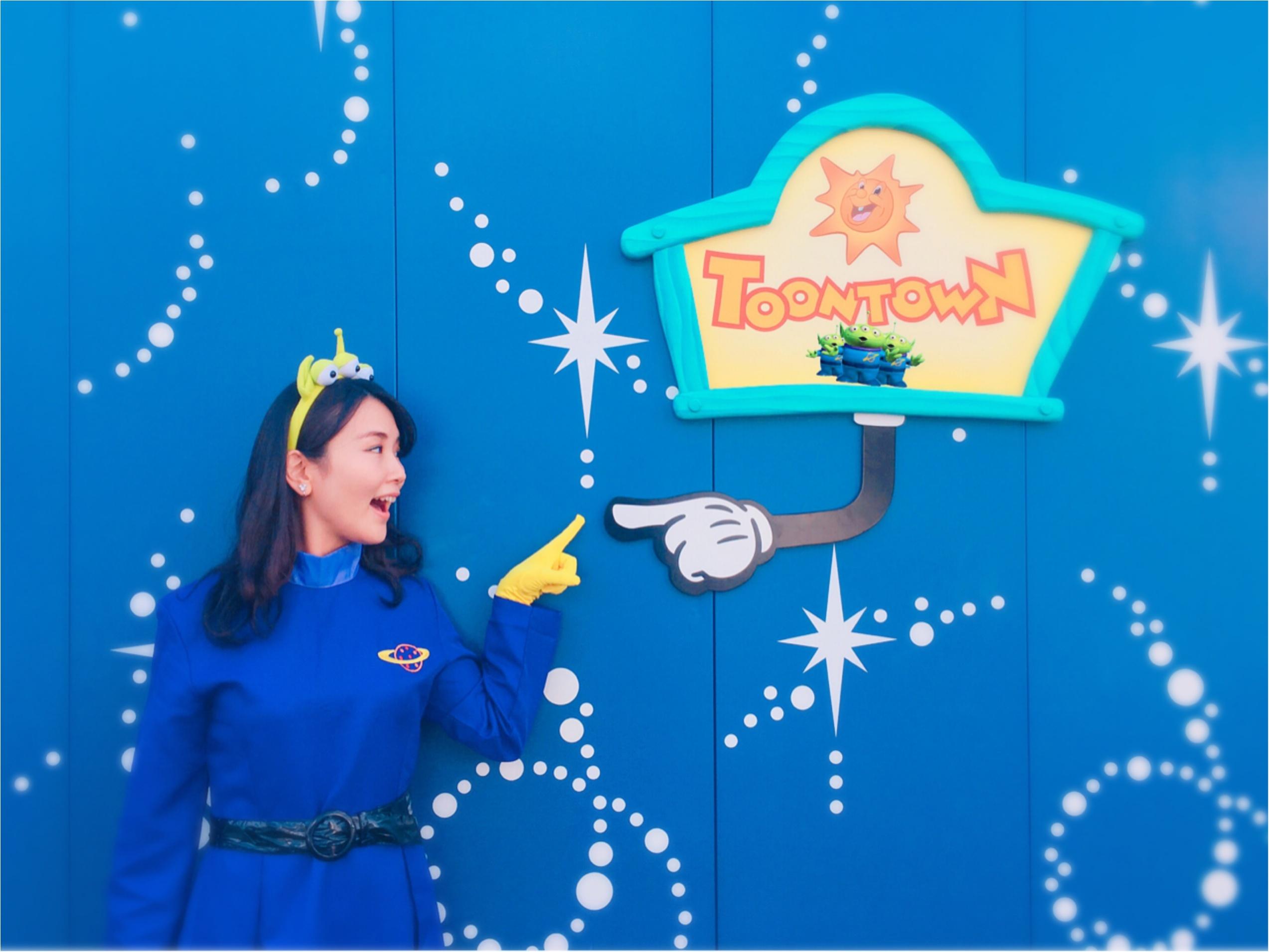 ▷【Disney Halloween2018】綺麗な宇宙のお姉さんになりきってみた☆_3
