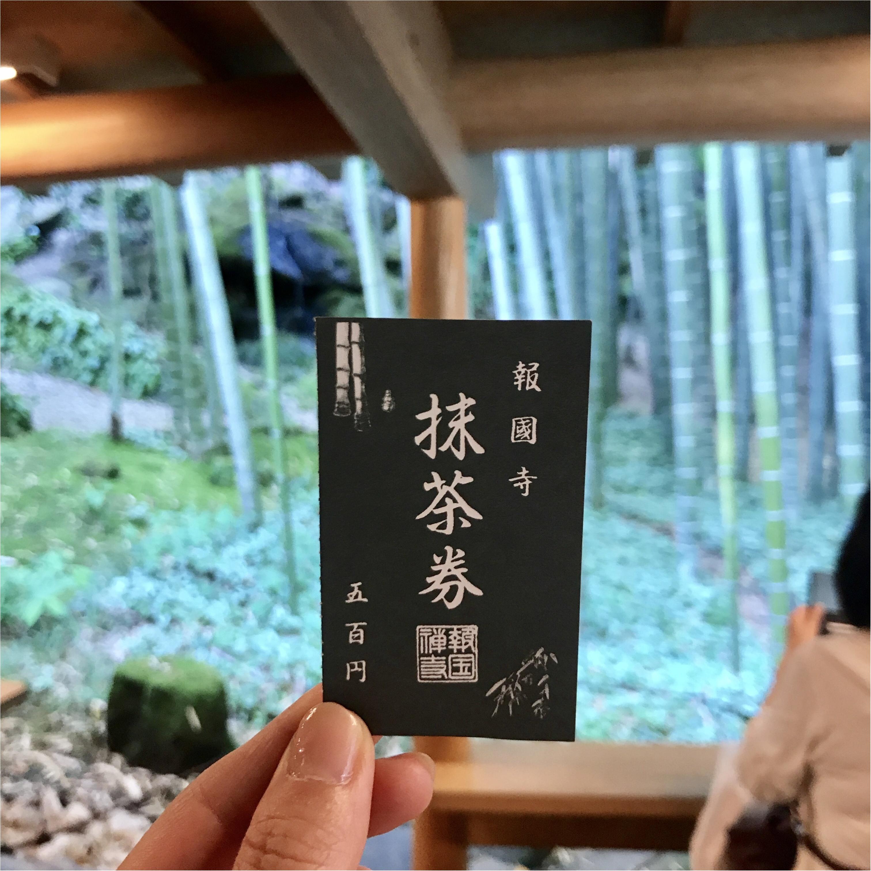 【鎌倉】着物で行きたいスポットNo.1♡フォトジェニックすぎる「報国寺」散策!_4