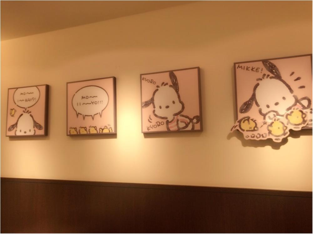 【サンリオ期間限定カフェ】ポチャッコ好き大集合!横浜に集まれ!○○が激ウマ&SNS映え!_4