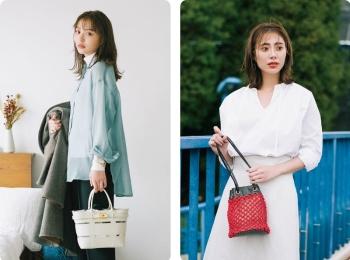 春服のトレンド【2020】特集 - 20代向け最新のレディースファッションコーデまとめ