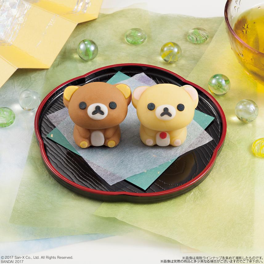 リラックマの和菓子「食べマス」が、かわいすぎて食べられないってウワサ♡ 今週のライフスタイル人気ランキングトップ3!_1_3