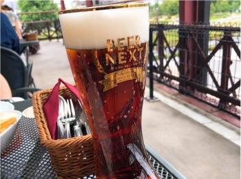 【テラス席】風を感じながら飲むビールは最高♡横浜の昼から飲める素敵スポット!