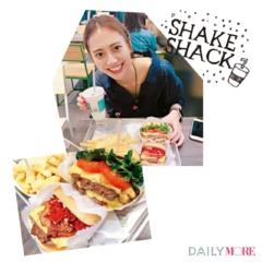 【モアモデルの大好物って?】巴瑞季がおいしくて衝撃をうけたのは、人気沸騰中のハンバーガー!