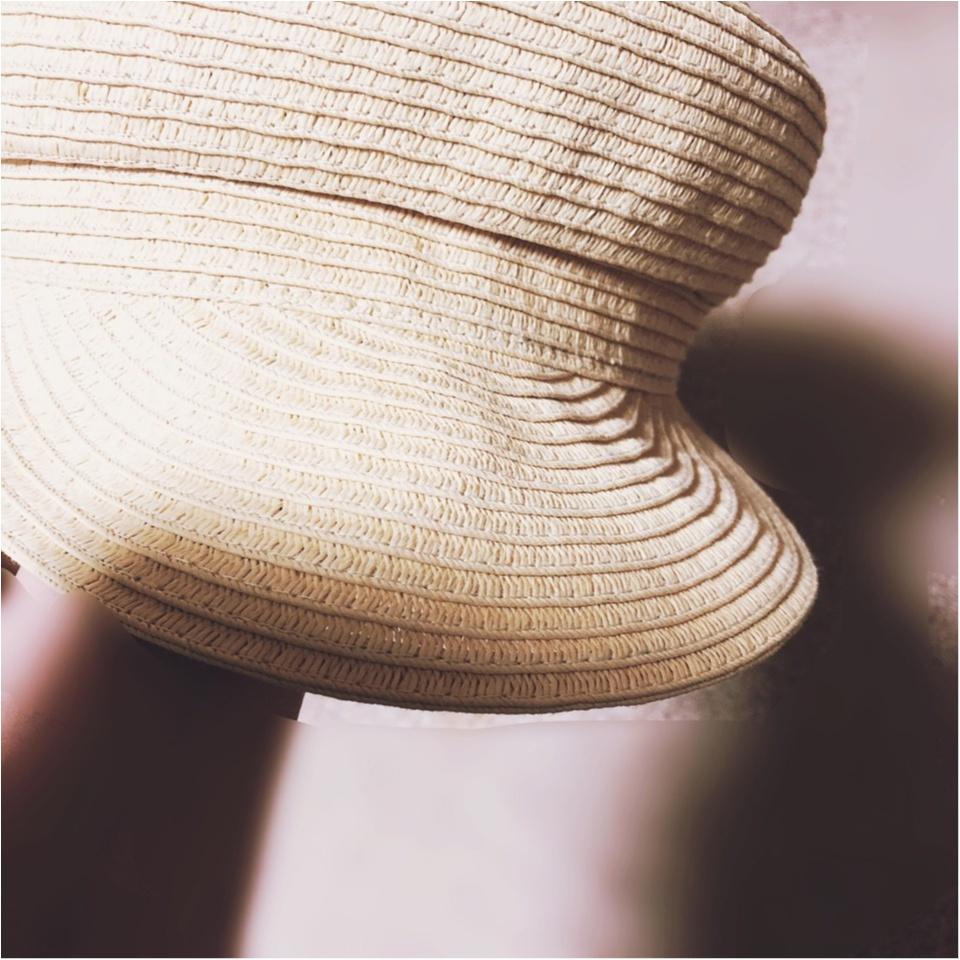 最近のお気に入りはマリンキャップ❤︎夏に大活躍間違いなし!帽子code☺︎_1