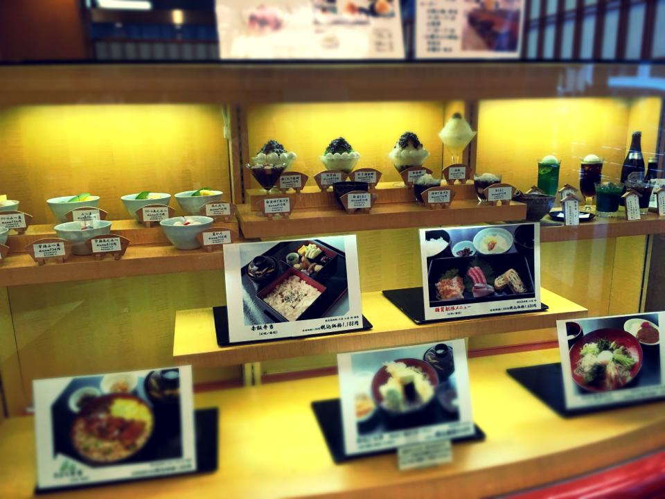 日本橋に行ったら食べたい。老舗の絶品クリームあんみつ_4