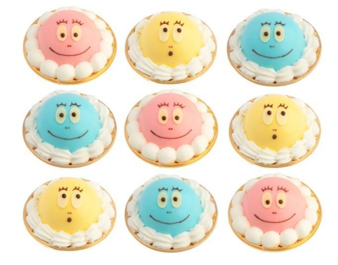 8/26まで! 可愛すぎる「バーバパパ」のケーキセットを食べに行かなくちゃ♡_1
