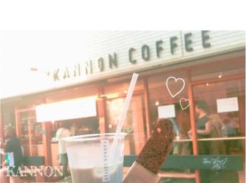 《 KANNON COFFEE 》鎌倉に行ったら立ち寄りたいおしゃれカフェ ♡
