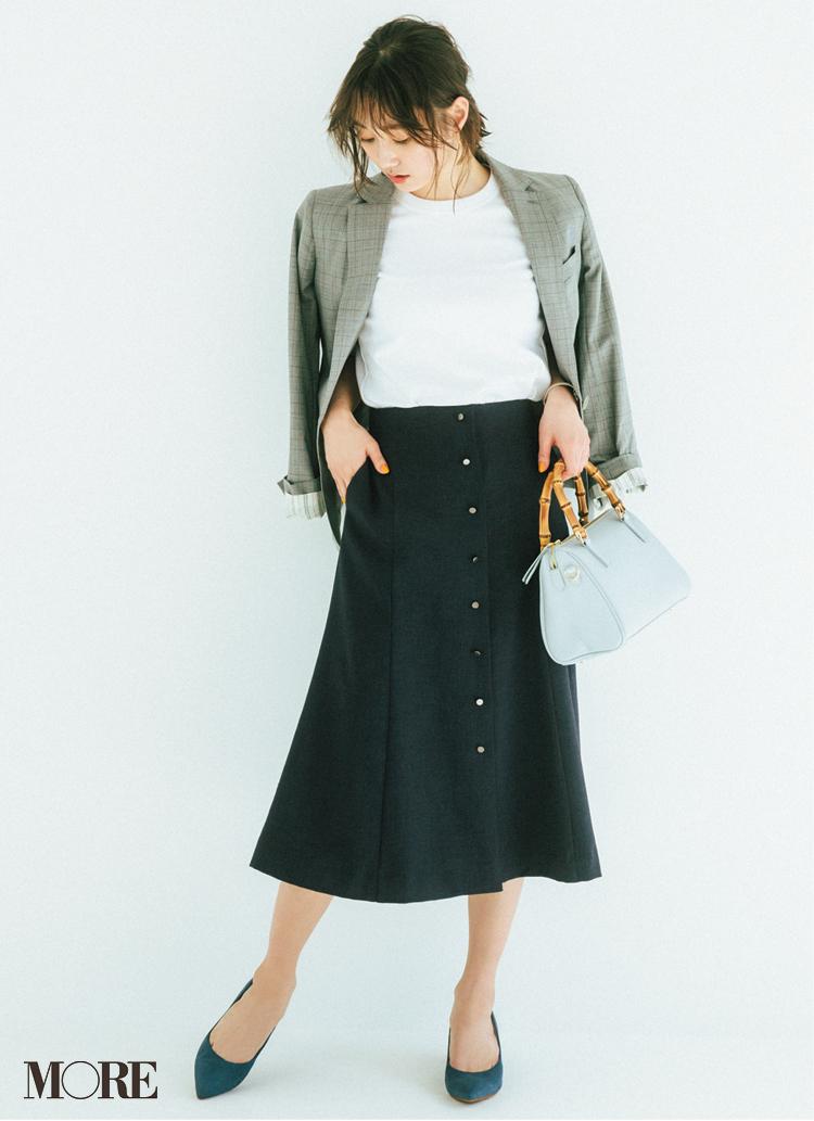 ユニクロコーデ特集 - プチプラで着回せる、20代のオフィスカジュアルにおすすめのファッションまとめ_12