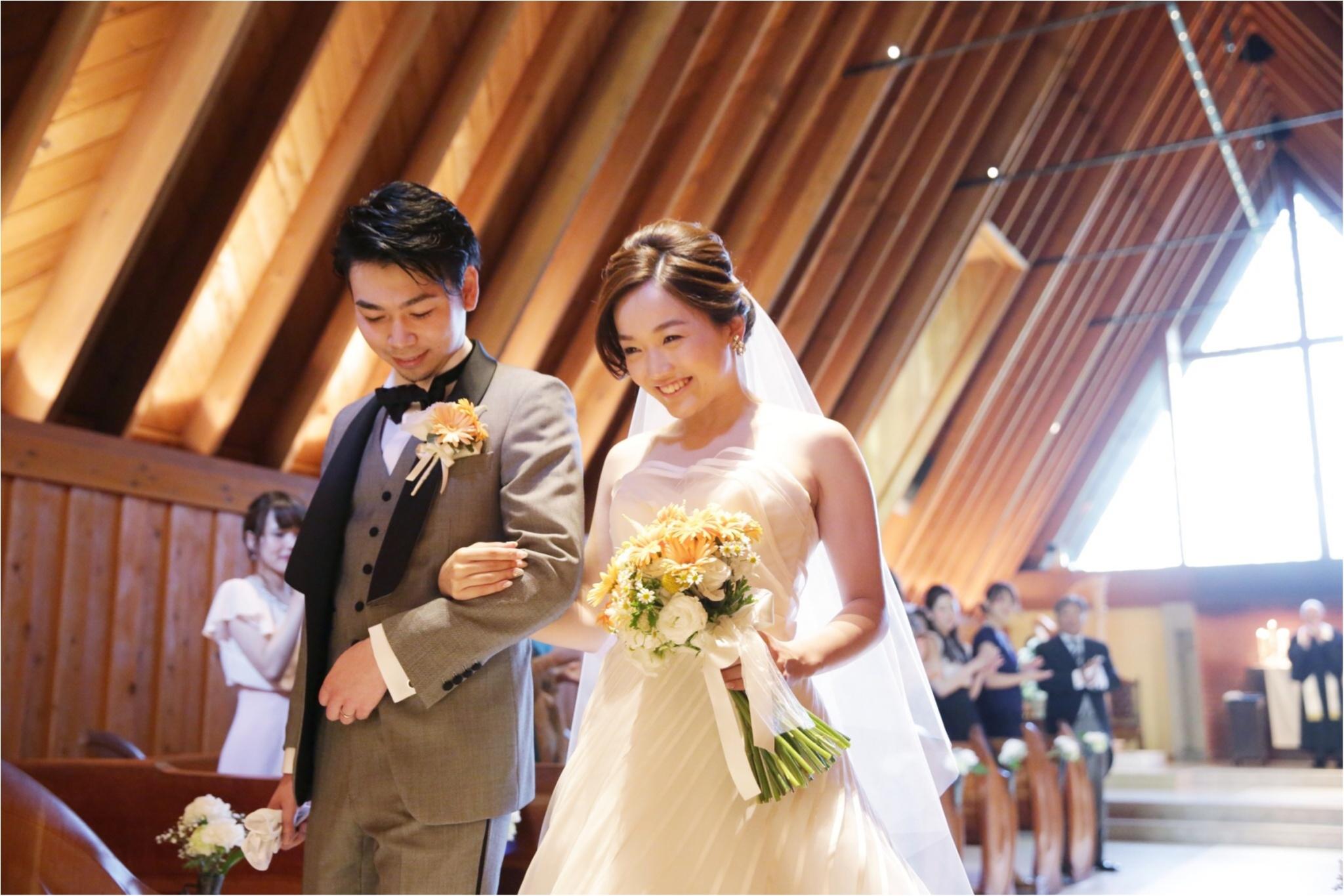 父と歩くバージンロード(軽井沢Weddingレポ②)_7