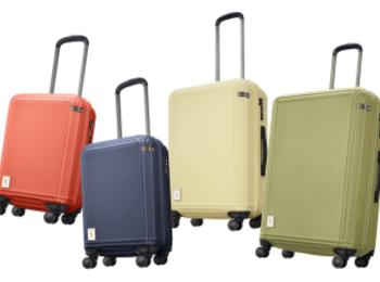 シルバーウィークはミッキーと! 『エース』のバンダナつきスーツケースで旅気分上々♬