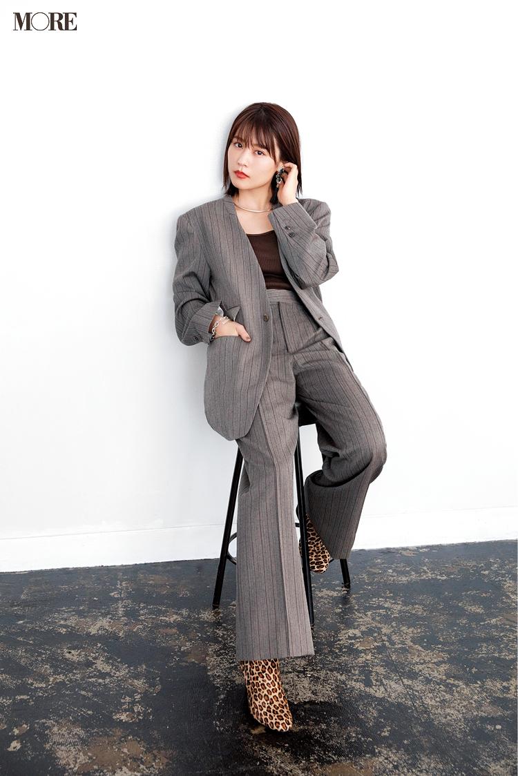 有村架純は可愛くて、カッコいいんだ!! 新しい秋の服を大人な着こなしで魅せる♡_2