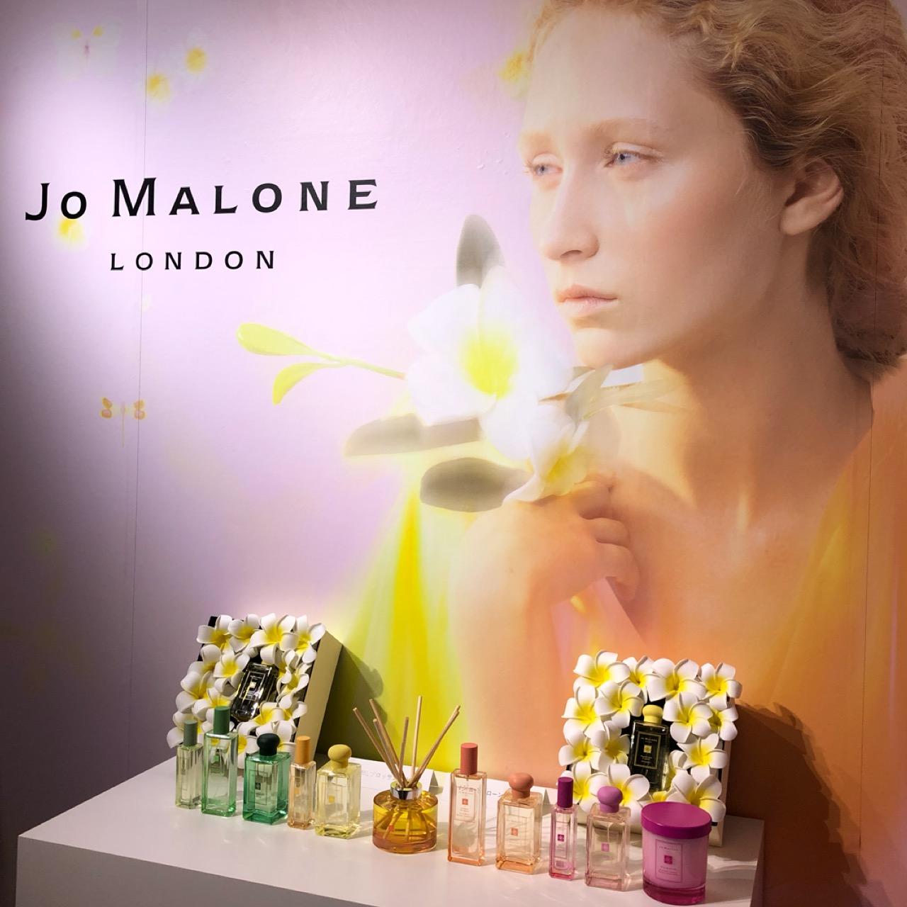"""花薫る新作!JO MALONE LONDONの""""ブロッサムズ""""シリーズの新作発売記念ポップアップイベントへ行ってきました♡_3"""