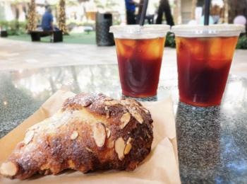 【#Hawaii CAFE】美味しいパンとコーヒーを頂くならここ( ´ ▽ ` )!アクセス抜群のおしゃれカフェ