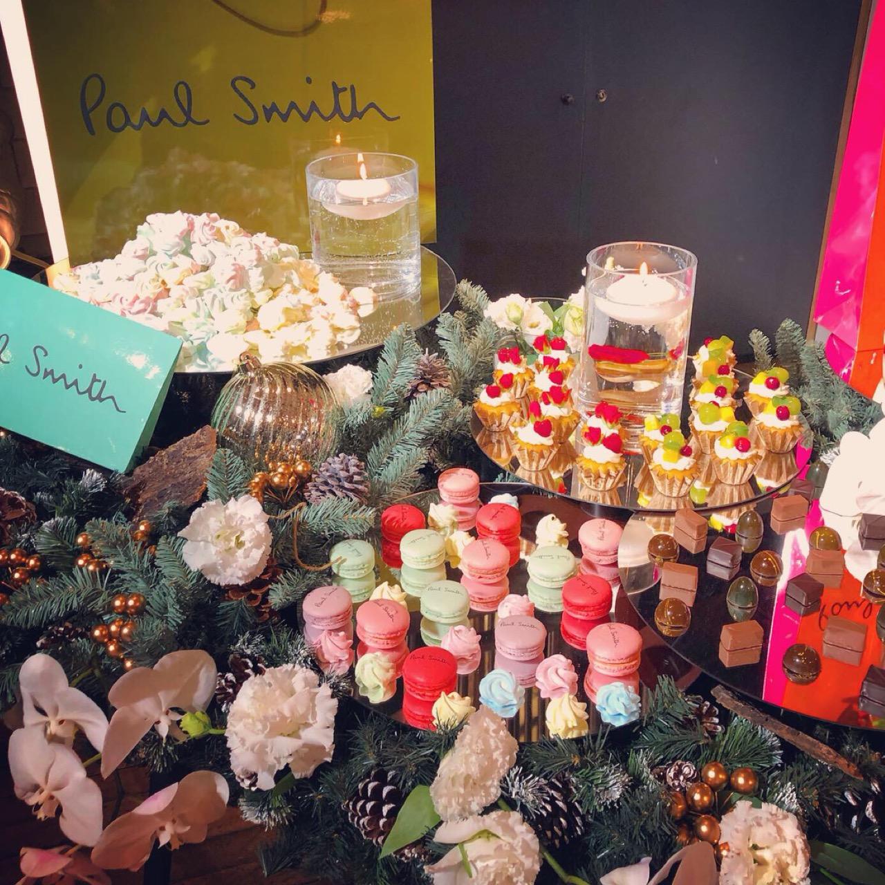 <Paul Smith × MEN'S NON-NO × MORE>クリスマストーク&ショッピングイベントへ行ってきました!♡_2