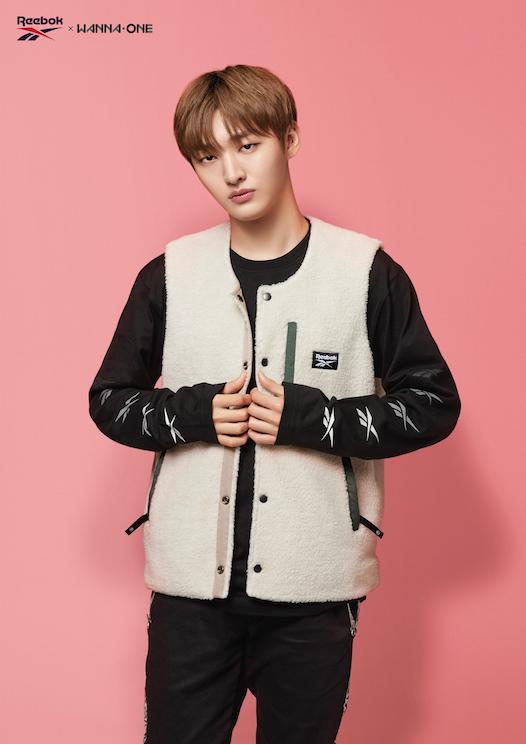 """K-POPアイドルグループ""""Wanna One""""が『リーボック クラシック』のブランドアンバサダーに就任!_2_8"""