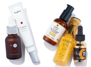 ビタミンC誘導体入りスキンケア特集 - 美白ケアやシミ、毛穴、ニキビなどの肌悩みへのおすすめは?