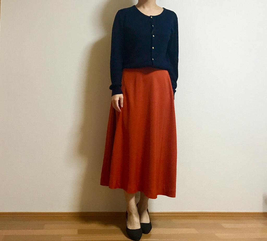 【Flower Days】着映え力抜群!トレンド春カラーが目を惹く《フレアースカート》♡_3