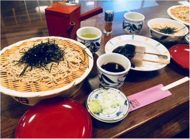 大人の休日〜新宿から30分程でいける都会のオアシス。深大寺で蕎麦をいただく〜_3