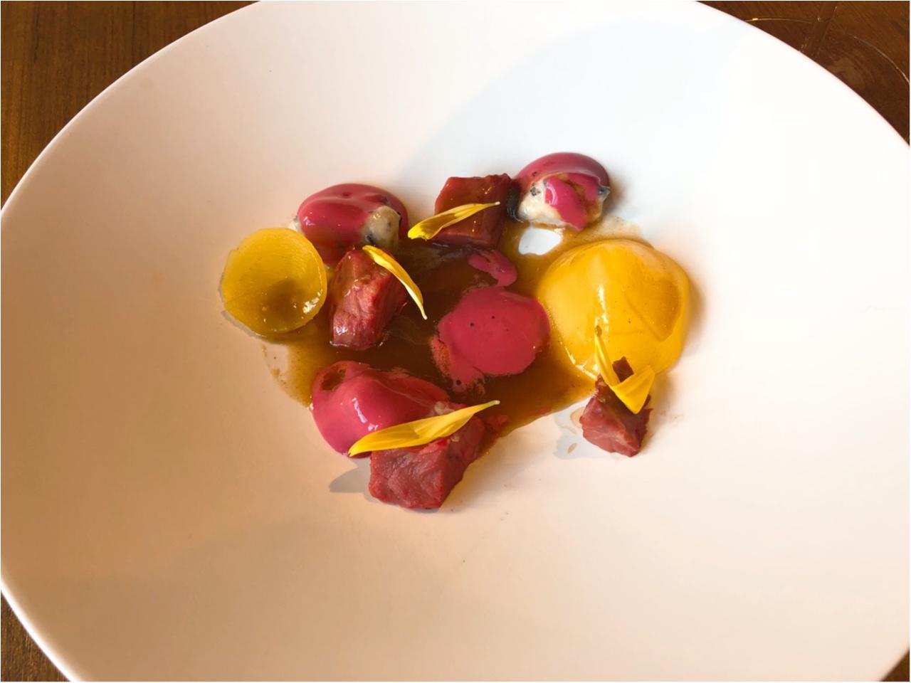 休日のちょっと贅沢ランチは恵比寿にあるお肉の名店『HUGO DESNOYER(ユーゴ・デノワイエ)』へ!!_3
