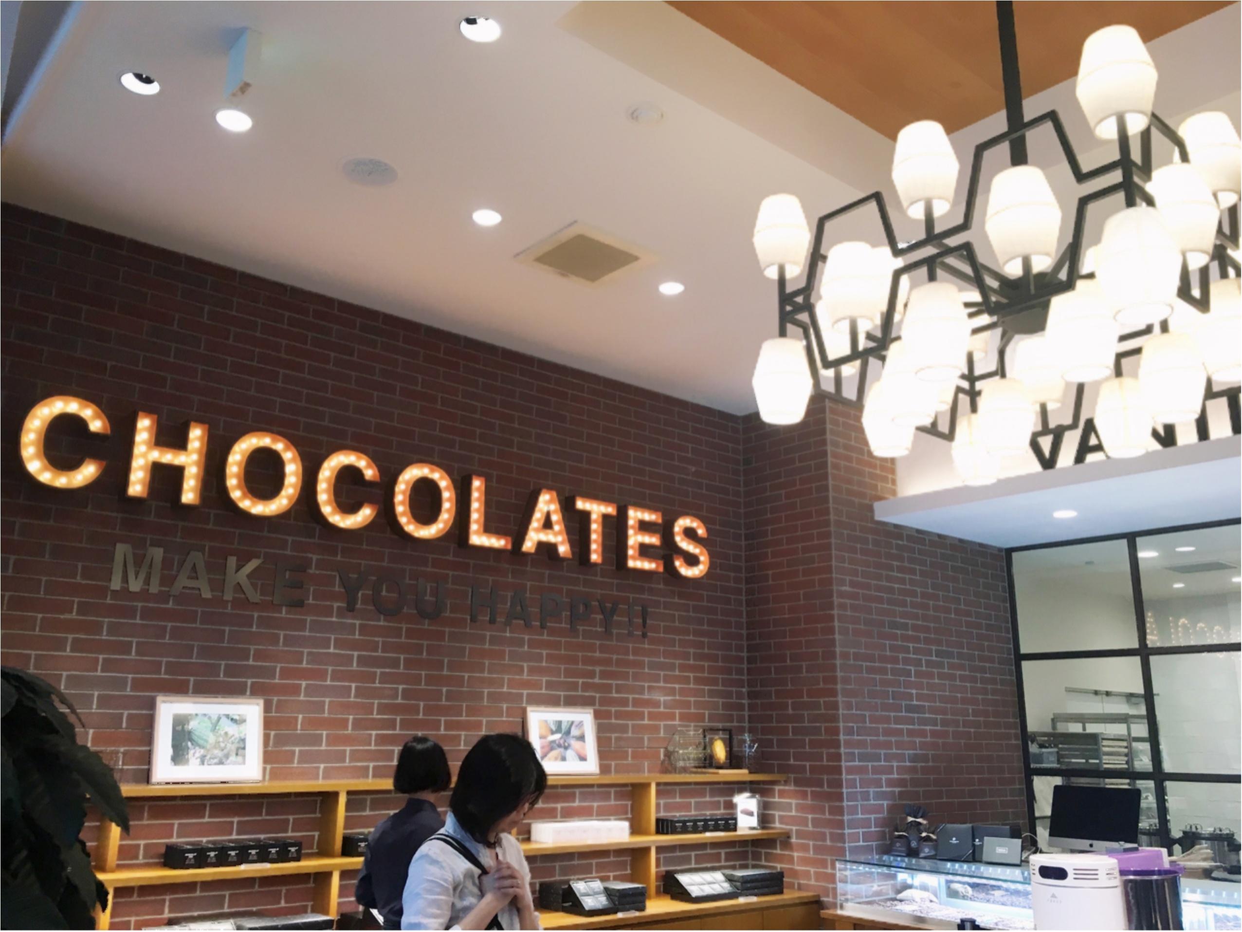 《チョコ好き必見!》横浜チョコレート専門店の濃厚チョコドリンク♡♡_2