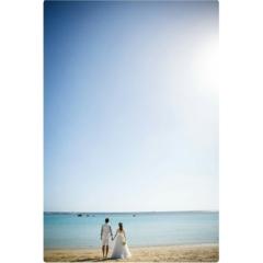 【プレ花嫁必見♡】リゾートらしい花嫁ネイルって?