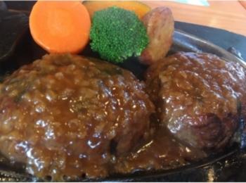 静岡に行ったら行ってみたい!食べてみたい!大人気チェーン、さわやかのハンバーグ。