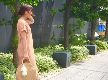 【今週のコーデまとめ】暑すぎる!甘めカジュアル派の7days