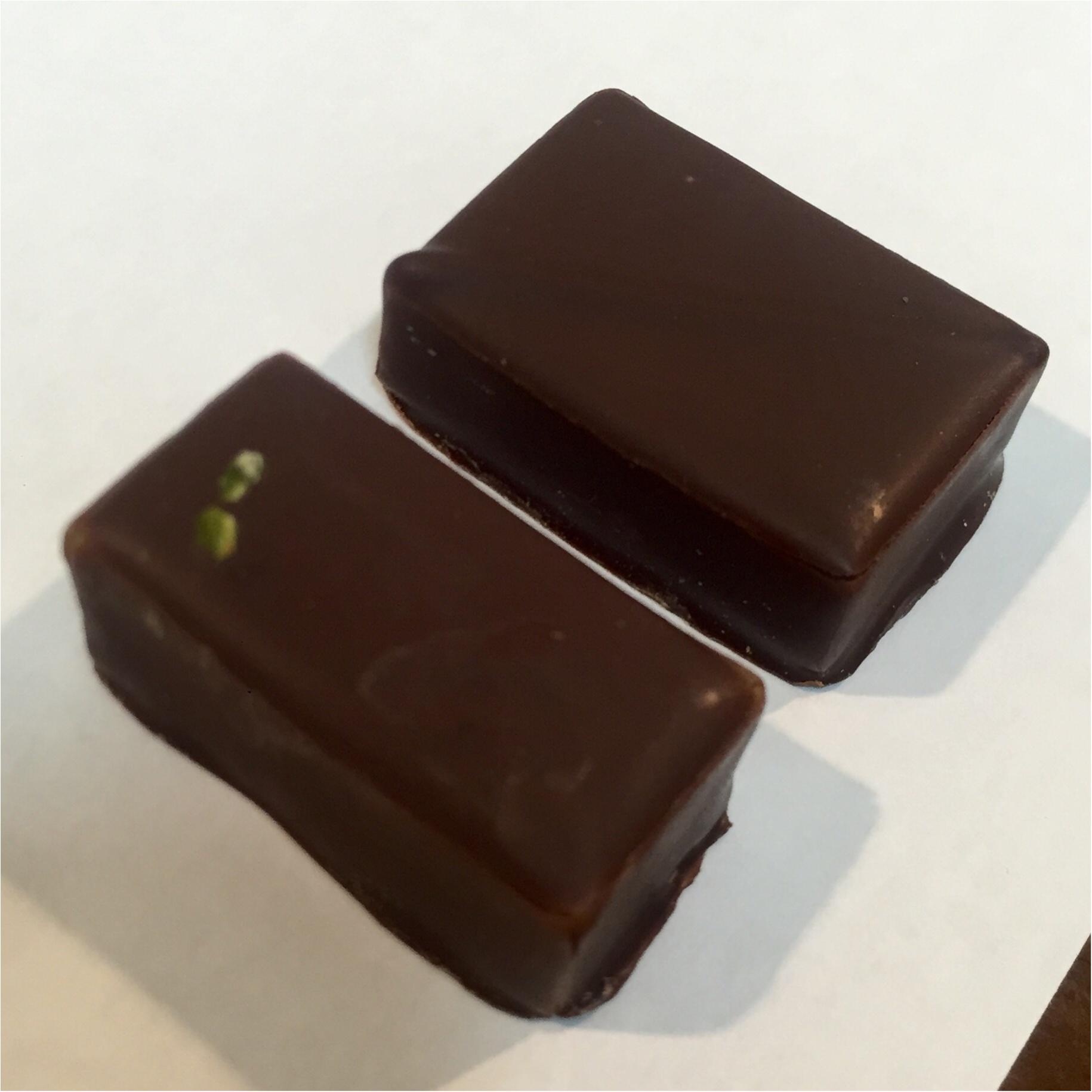 ショコラティエ パレ ド オール (CHOCOLATIER PALET D'OR)の繊細なチョコレート♡_3