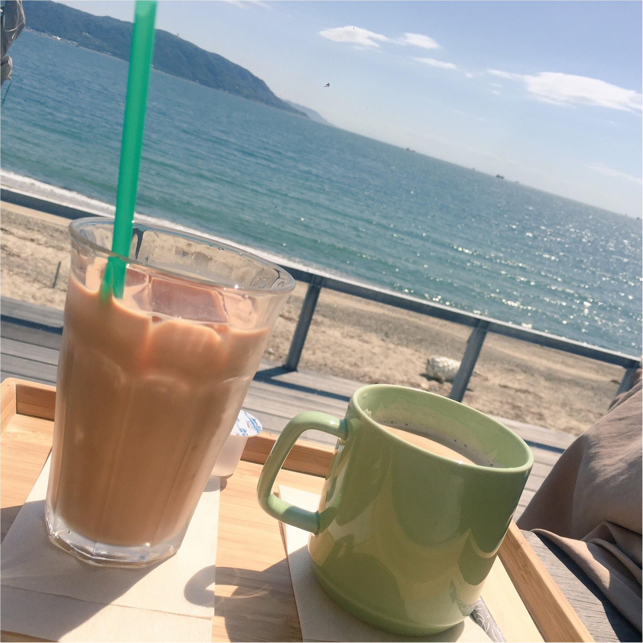 CLT工法を楽しむ♡明石のCLTカフェは贅沢オーシャンビュー♡_4