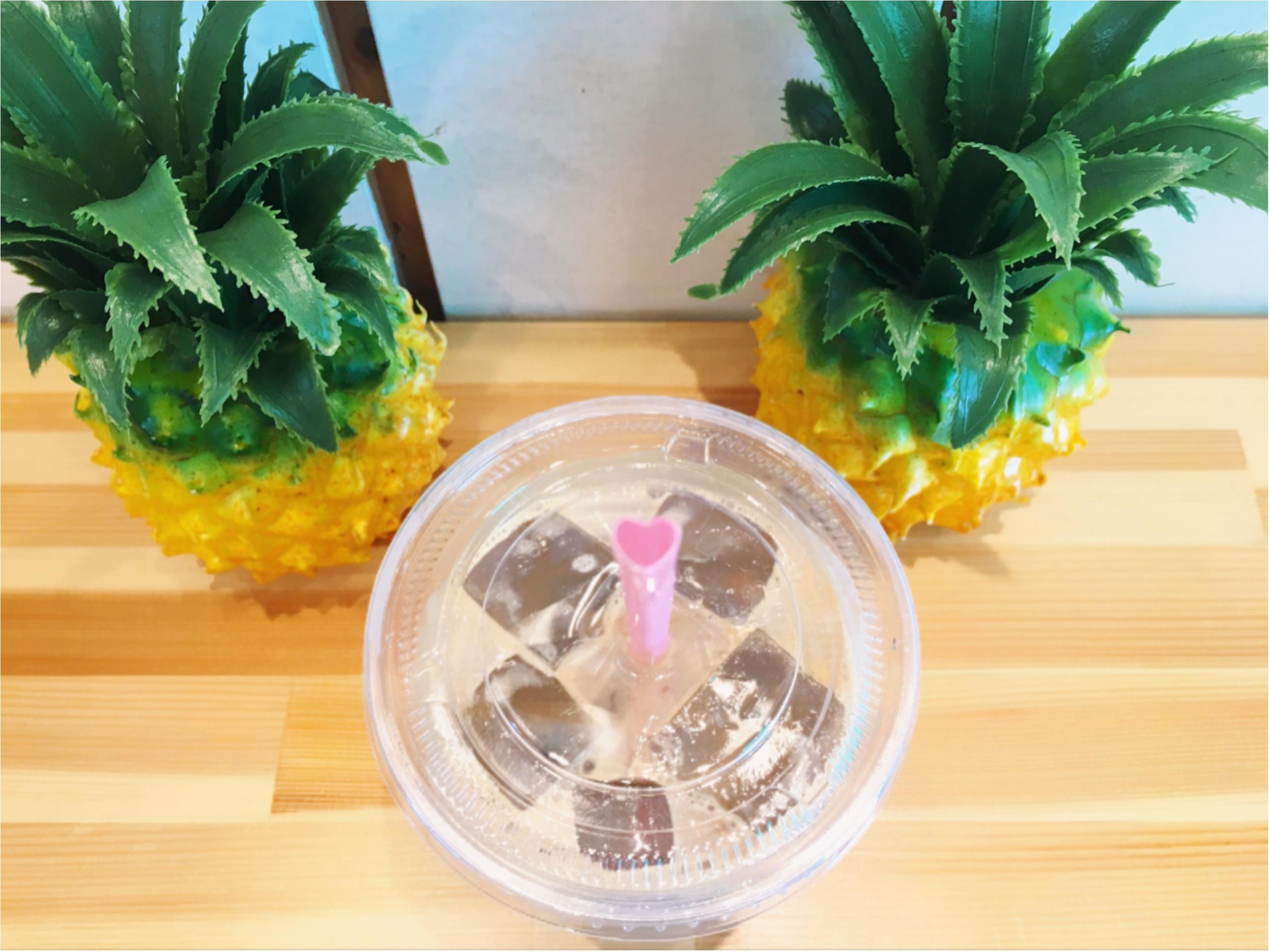 フラミンゴデザインが話題!ハワイアンコーヒースタンド♡♡_4