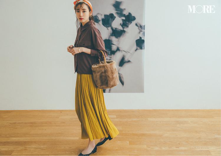 ブラウンコーデ特集《2019秋》- この秋大流行のブラウンでつくるトレンドコーデまとめ_8