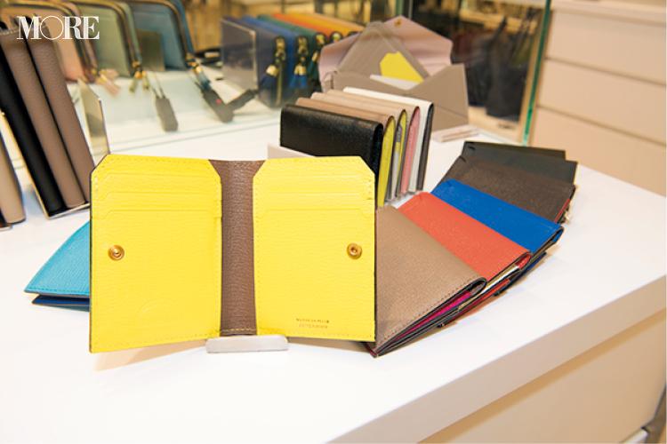【二つ折り財布】に乗り換え中な人続出! 今年財布を買い替えるなら注目タイプはこれだ! PhotoGallery_1_3