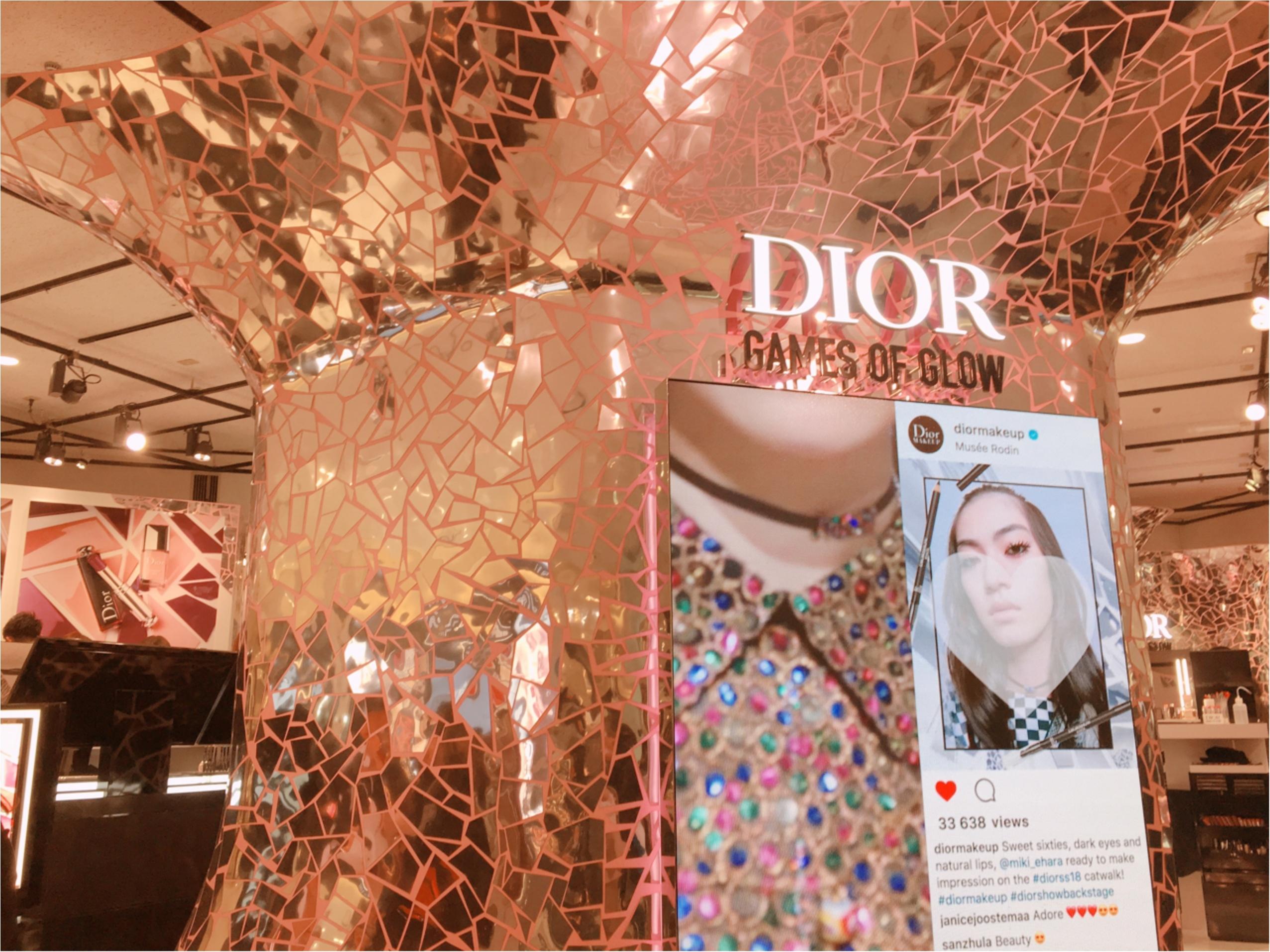 【Dior(ディオール)】ギラギララメリップ「グリッターグロウ」が気になります!_5