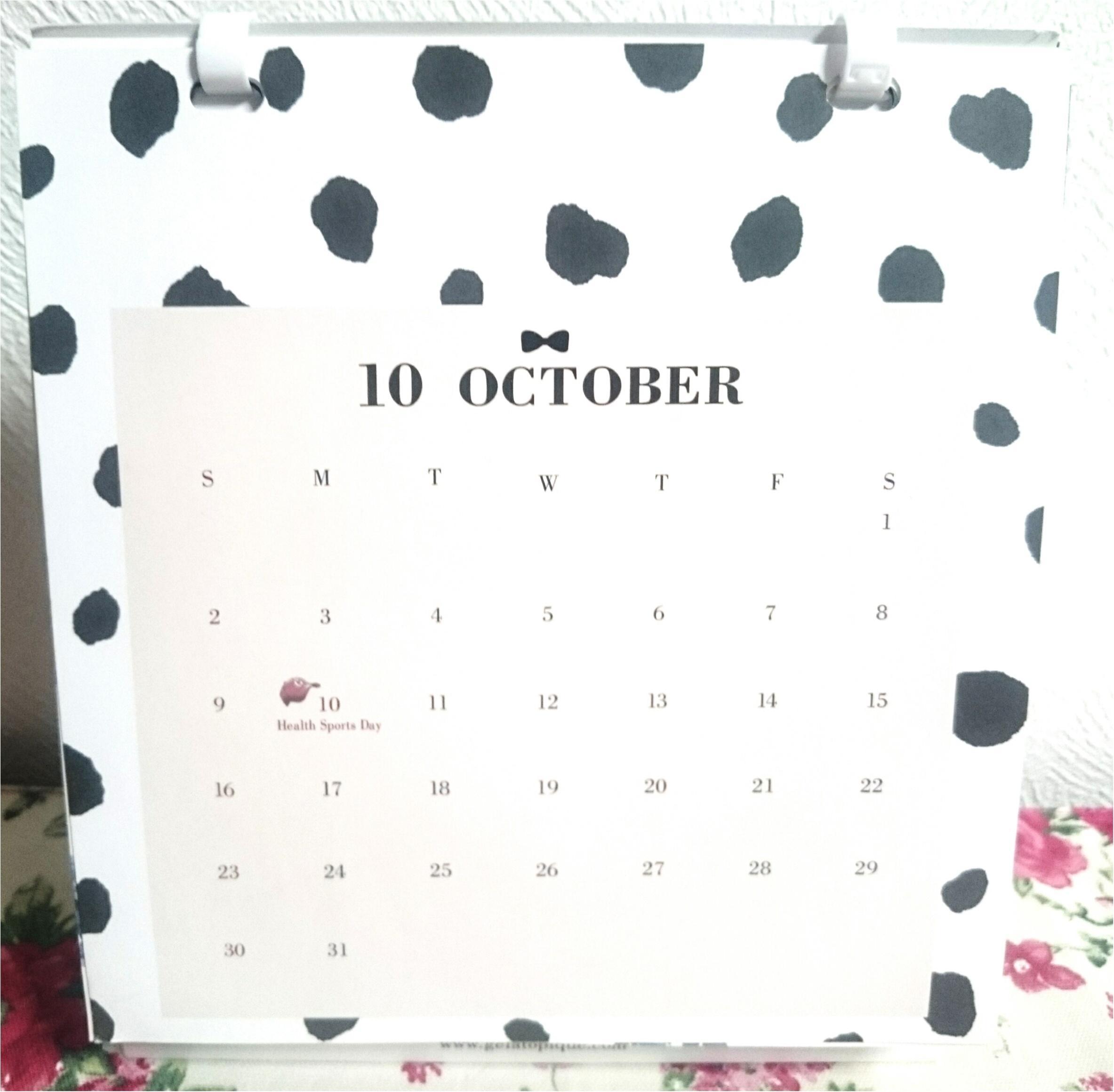 ☆モアハピ部らしくジェラートピケのカレンダーで振り返る2016年、そして2017年に向けて☆_27