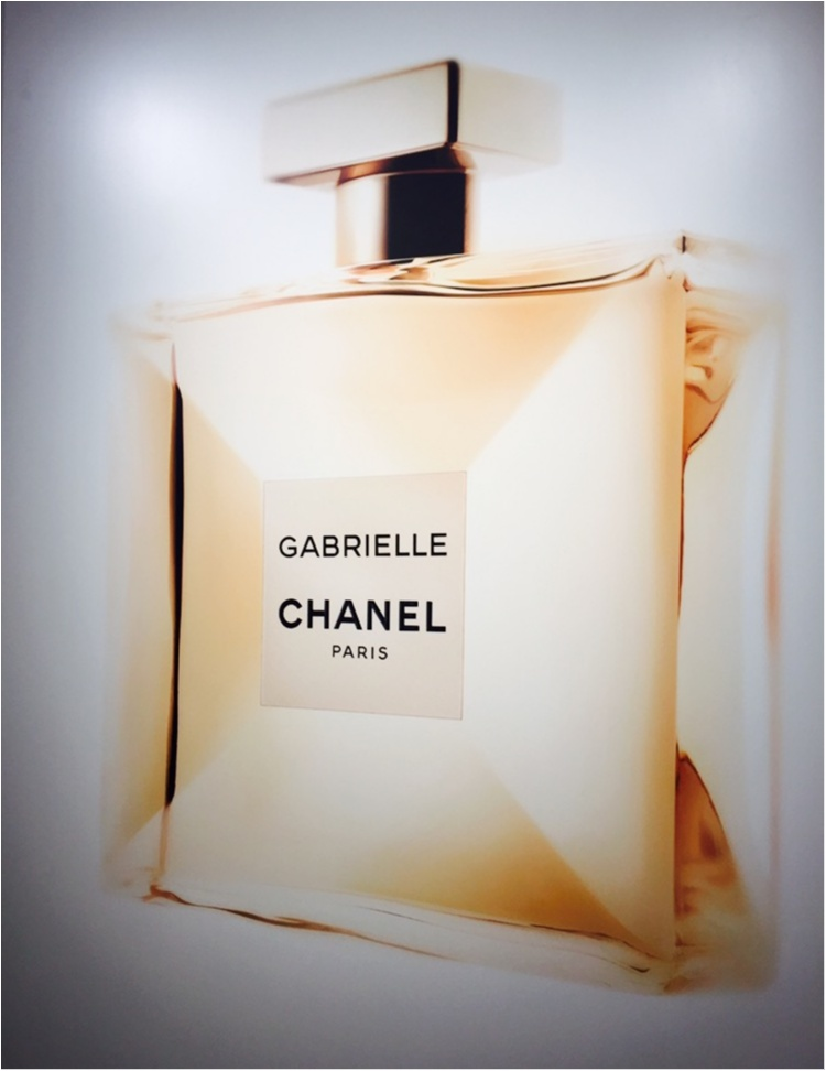 ♡シャネル新作フレグランスのイベントへ行ってきました!新作の香りの秘密は4種類の白い花なんです♡_1