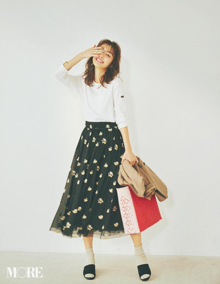 花柄コーデ特集 | 2019年春 | 20代後半レディース向け_9