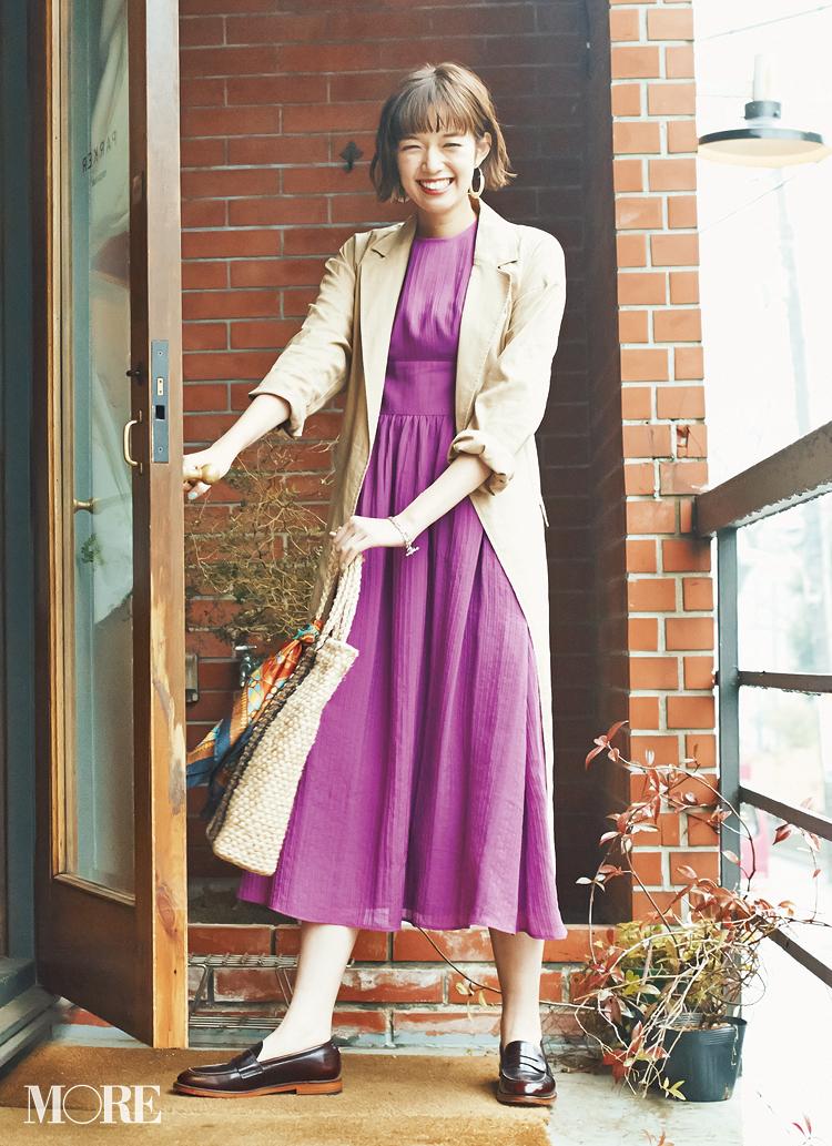 注目は「リネンスカート」! 白石麻衣のスポーティコーデも美しすぎると話題♡【今週のファッション人気ランキング】_1