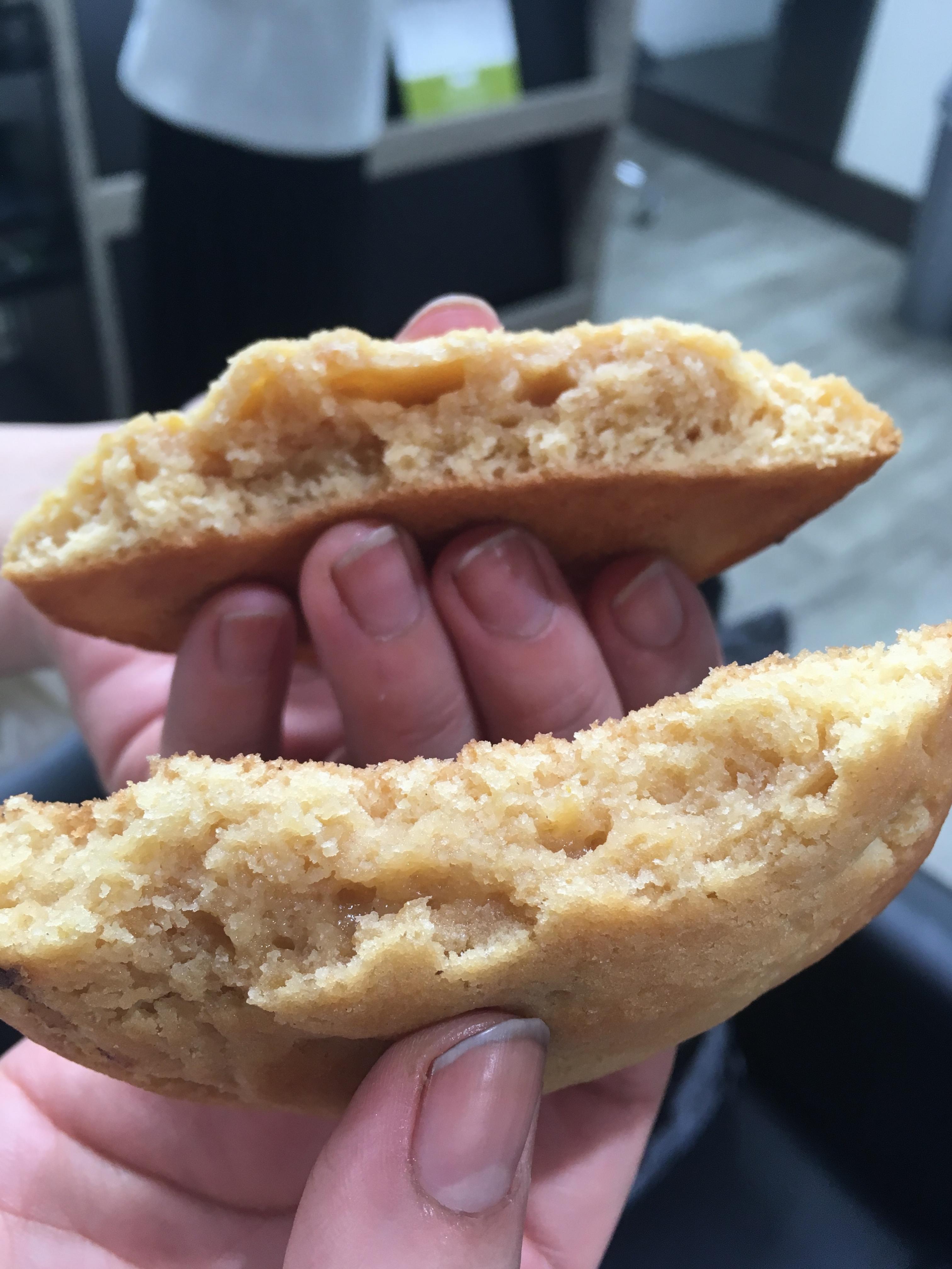 イギリス発人気クッキー専門店、Ben's cookiesたべてみました♡_3
