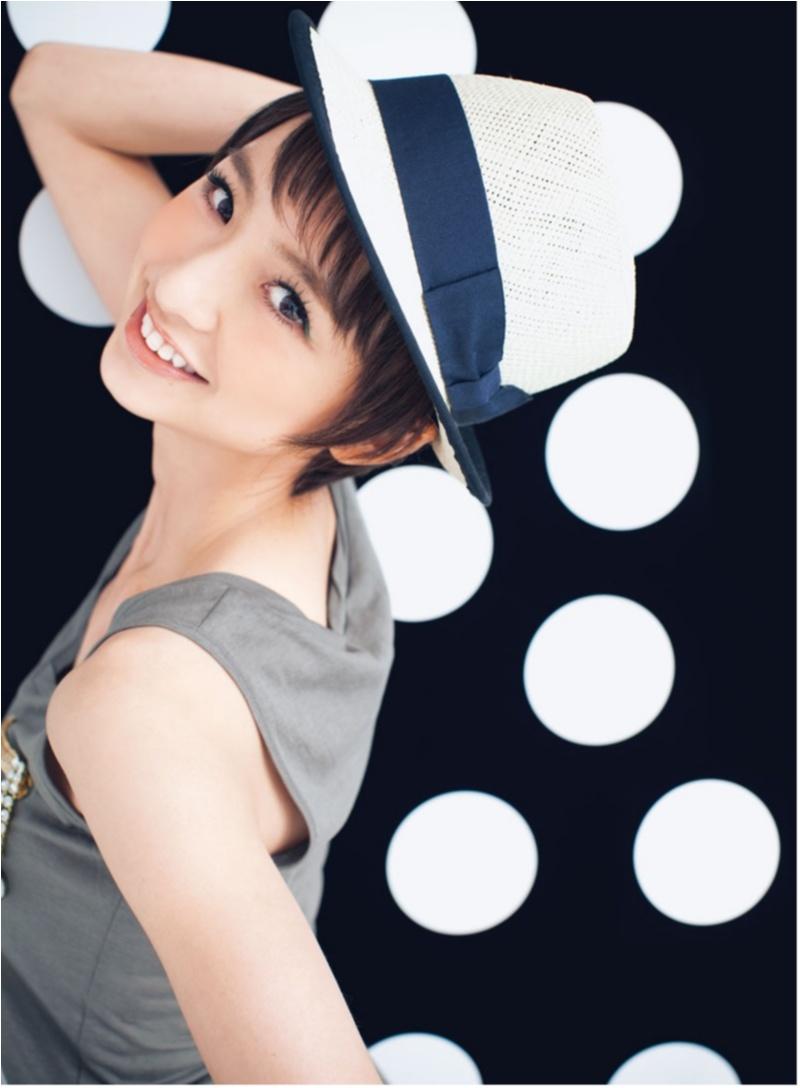 篠田麻里子、MORE卒業! 10年間の「ベストショット」まとめ_3
