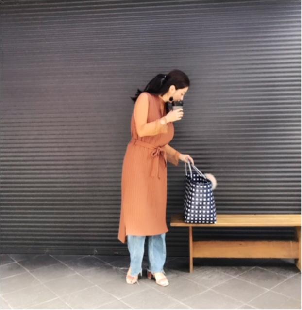 最近のお気に入りファッションは「ワントーンコーデ」♪_1