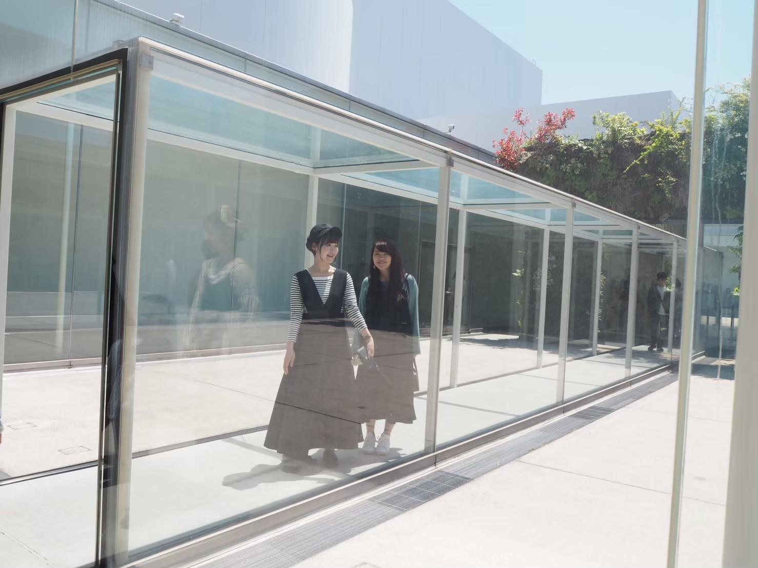 【金沢女子旅】2日目♡21世紀美術館_14
